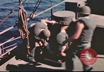 Image of Hannibal Victory ship Pacific ocean, 1945, second 41 stock footage video 65675062884