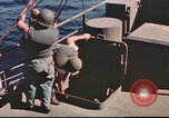 Image of Hannibal Victory ship Pacific ocean, 1945, second 42 stock footage video 65675062884