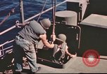 Image of Hannibal Victory ship Pacific ocean, 1945, second 50 stock footage video 65675062884