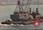 Image of Hannibal Victory ship Pacific ocean, 1945, second 60 stock footage video 65675062886