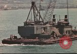 Image of Hannibal Victory ship Pacific ocean, 1945, second 61 stock footage video 65675062886