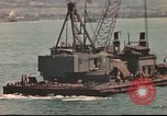 Image of Hannibal Victory ship Pacific ocean, 1945, second 62 stock footage video 65675062886