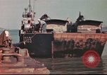 Image of Hannibal Victory ship Philippines, 1945, second 15 stock footage video 65675062888