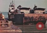 Image of Hannibal Victory ship Philippines, 1945, second 16 stock footage video 65675062888