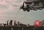 Image of Hannibal Victory ship Philippines, 1945, second 45 stock footage video 65675062888