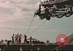 Image of Hannibal Victory ship Philippines, 1945, second 46 stock footage video 65675062888