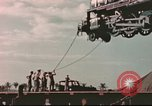 Image of Hannibal Victory ship Philippines, 1945, second 47 stock footage video 65675062888