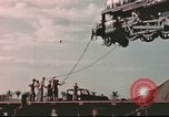 Image of Hannibal Victory ship Philippines, 1945, second 48 stock footage video 65675062888