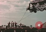 Image of Hannibal Victory ship Philippines, 1945, second 49 stock footage video 65675062888