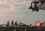 Image of Hannibal Victory ship Philippines, 1945, second 51 stock footage video 65675062888