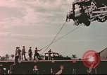 Image of Hannibal Victory ship Philippines, 1945, second 54 stock footage video 65675062888