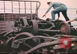 Image of Hannibal Victory ship Philippines, 1945, second 62 stock footage video 65675062889