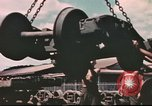 Image of Hannibal Victory ship Philippines, 1945, second 45 stock footage video 65675062890