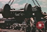 Image of Hannibal Victory ship Philippines, 1945, second 46 stock footage video 65675062890
