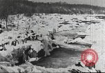 Image of flood in Potomac river United States USA, 1936, second 21 stock footage video 65675062895