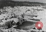 Image of flood in Potomac river United States USA, 1936, second 24 stock footage video 65675062895
