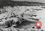 Image of flood in Potomac river United States USA, 1936, second 25 stock footage video 65675062895