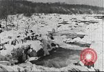 Image of flood in Potomac river United States USA, 1936, second 28 stock footage video 65675062895