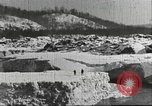 Image of flood in Potomac river United States USA, 1936, second 30 stock footage video 65675062895