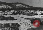 Image of flood in Potomac river United States USA, 1936, second 34 stock footage video 65675062895