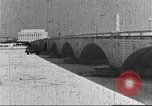 Image of flood in Potomac river United States USA, 1936, second 52 stock footage video 65675062895