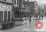 Image of damage from flood Harpers Ferry West Virginia USA, 1936, second 1 stock footage video 65675062896