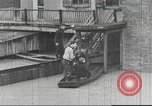 Image of damage from flood Harpers Ferry West Virginia USA, 1936, second 15 stock footage video 65675062896