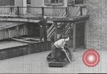 Image of damage from flood Harpers Ferry West Virginia USA, 1936, second 18 stock footage video 65675062896