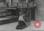 Image of damage from flood Harpers Ferry West Virginia USA, 1936, second 19 stock footage video 65675062896
