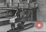 Image of damage from flood Harpers Ferry West Virginia USA, 1936, second 21 stock footage video 65675062896