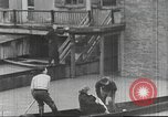 Image of damage from flood Harpers Ferry West Virginia USA, 1936, second 25 stock footage video 65675062896