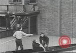 Image of damage from flood Harpers Ferry West Virginia USA, 1936, second 26 stock footage video 65675062896