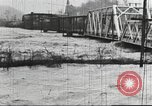Image of damage from flood Harpers Ferry West Virginia USA, 1936, second 36 stock footage video 65675062896