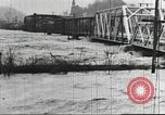 Image of damage from flood Harpers Ferry West Virginia USA, 1936, second 40 stock footage video 65675062896