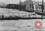 Image of damage from flood Harpers Ferry West Virginia USA, 1936, second 41 stock footage video 65675062896