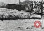 Image of damage from flood Harpers Ferry West Virginia USA, 1936, second 42 stock footage video 65675062896