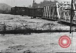 Image of damage from flood Harpers Ferry West Virginia USA, 1936, second 43 stock footage video 65675062896