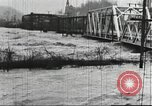 Image of damage from flood Harpers Ferry West Virginia USA, 1936, second 44 stock footage video 65675062896