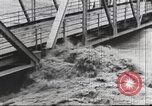 Image of damage from flood Harpers Ferry West Virginia USA, 1936, second 46 stock footage video 65675062896