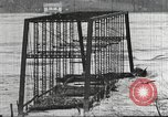 Image of damage from flood Washington DC USA, 1936, second 8 stock footage video 65675062897