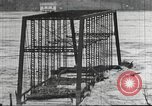 Image of damage from flood Washington DC USA, 1936, second 15 stock footage video 65675062897
