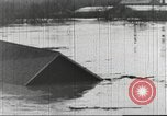 Image of damage from flood Washington DC USA, 1936, second 16 stock footage video 65675062897