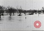 Image of damage from flood Washington DC USA, 1936, second 10 stock footage video 65675062898