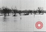 Image of damage from flood Washington DC USA, 1936, second 11 stock footage video 65675062898