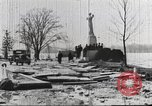 Image of damage from flood Washington DC USA, 1936, second 60 stock footage video 65675062898