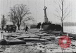 Image of damage from flood Washington DC USA, 1936, second 61 stock footage video 65675062898