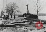 Image of damage from flood Washington DC USA, 1936, second 62 stock footage video 65675062898