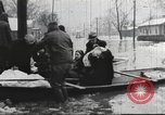 Image of damage from flood Ohio United States USA, 1937, second 22 stock footage video 65675062900