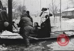 Image of damage from flood Ohio United States USA, 1937, second 23 stock footage video 65675062900