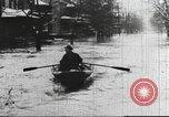 Image of damage from flood Ohio United States USA, 1937, second 27 stock footage video 65675062900